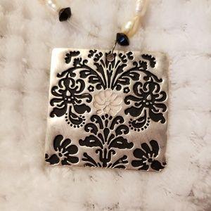 Jewelry - Beautiful Handmade Beaded Filigree Necklace